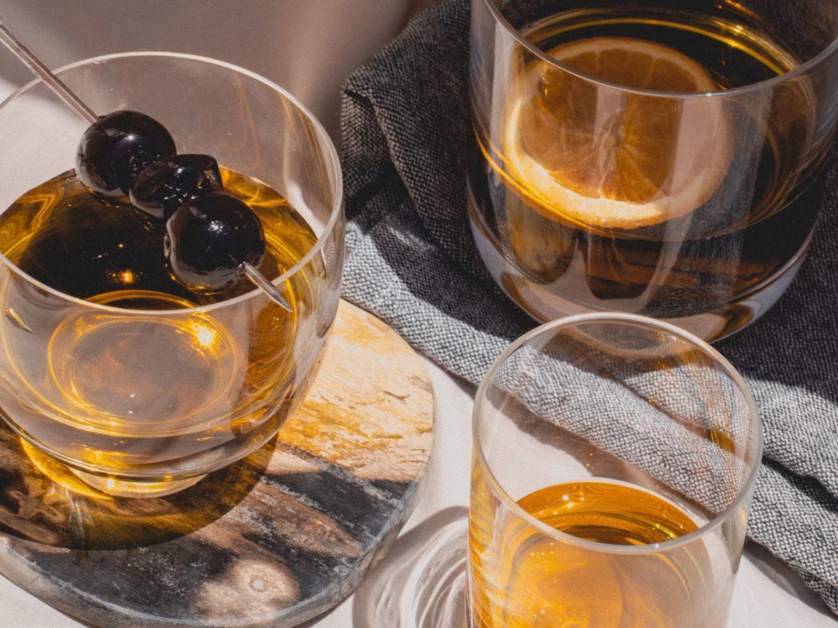 Off Hours Bourbon - Recipes